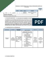 3 SESION - 2U -DPCC - Final Cultura de Prevencion