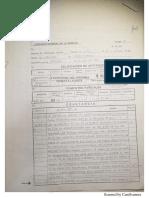 Documento del Comando General de la Armada