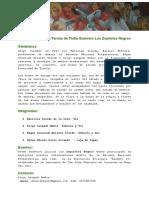 Los Zopilotes Negros_Documento de Presentación (1)