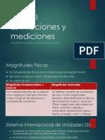 Tema II Estimaciones y Mediciones