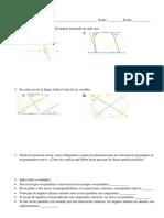Examen Geometria 2P 11-08-2019