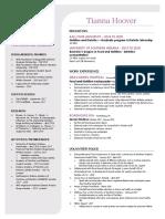 tia resume pdf