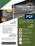 using-lynda