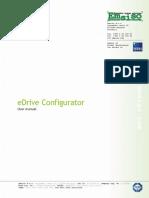 EDrive Configurator User Manual 0 1