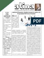 Datina - 13.08.2019 - prima pagină