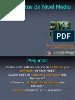 Los Sujetos del Nivel Medio. 2016.ppsx