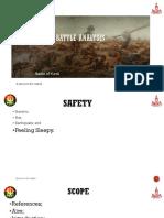 Battle Analysis - Battle of Kursk