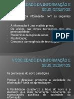 Introdução de Sistemas de Informação