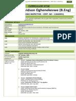 Davidson s CV