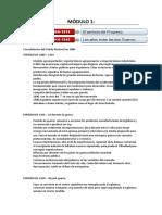 Resumen Economía Argentina - MÓDULO 1