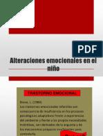 Alteraciones Emocionales en El Niño2