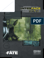 Interface Zero - FATE Edition (Updated)