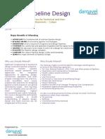 Onshore Pipeline Design Course Brochure