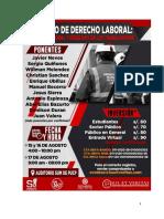 SSEMINARIO DE DERECHO LABORAL ORGANIZADA POR IUS ET VERITAS Y SI-SUNAFIL