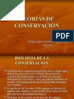 Teorias de Conservaciòn