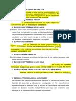 Cuestionario Penal en Proceso
