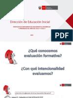 Instrumento Seguimiento Desarrollo Aprendizaje