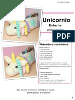 Cartuchera Unicornio.en.Es