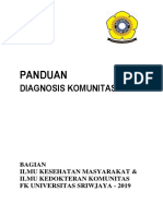 Panduan Diagnosis Komunitas
