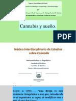 cannabis y sueño