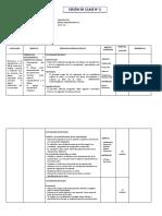 Seciones de Clase Dib Arq 3 SESION2