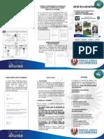 folleto ejemplo