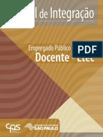 2016 Manual de Integracao Empregado Publico Docente Etec (1)
