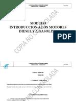 Introduccion a Los Motores Diesel y Gasolina