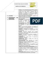 Gc-p-01 Control de Documentos