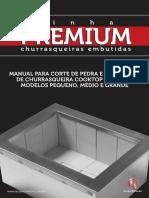 Catalogo Churrasqueira Carvao Premium