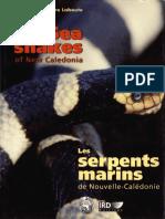 Serpents marins de Nouvelle-Calédonie