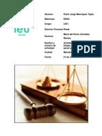 Actividad 3 Inducción a las etapas del proceso penal acusatorio