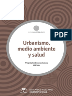 SaludPublica y urbanismo