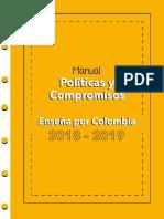 Manual de Politicas ExC BAJAS
