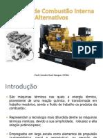 Motores de Combustão Interna Alternativos