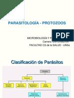 UNIDAD 7-Parasitología 1- Protozoos