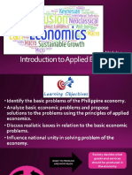 Introduction to Applied Economics 4