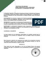 protocolo ushuaia