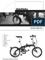 2009 Dahon User Manual En