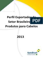 Perfil Exportador Do Setor Brasileiro de Produtos Para Cabelos (1)
