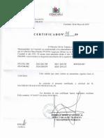 (1.3) Certificado Dir.tránsito
