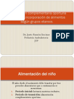Agenda Alimentaria 2012