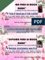 Diploma Mama Lola