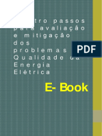 E BOOK 4 Passos Para Avaliação Da Qualidade Da Energia Elétrica