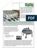 Galvanized Aircoolers 1017