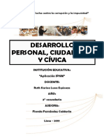 Caratula Folder de Sesiones