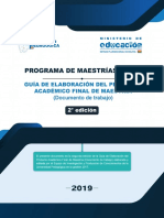 documento guia paf