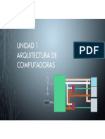 UNIDAD 1b- Arquitectura Computadoras