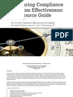 HCCA OIG Resource Guide
