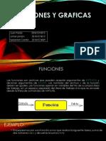 Funciones y graficas